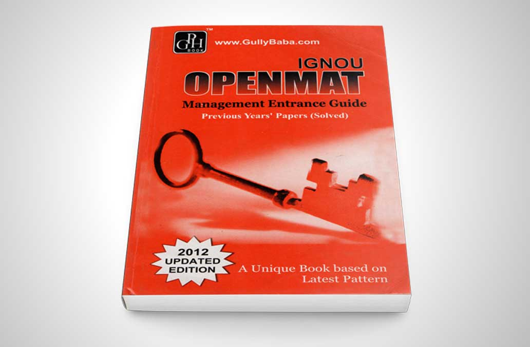 gph openmat entrance questionbank guide book with previous year solved question papers